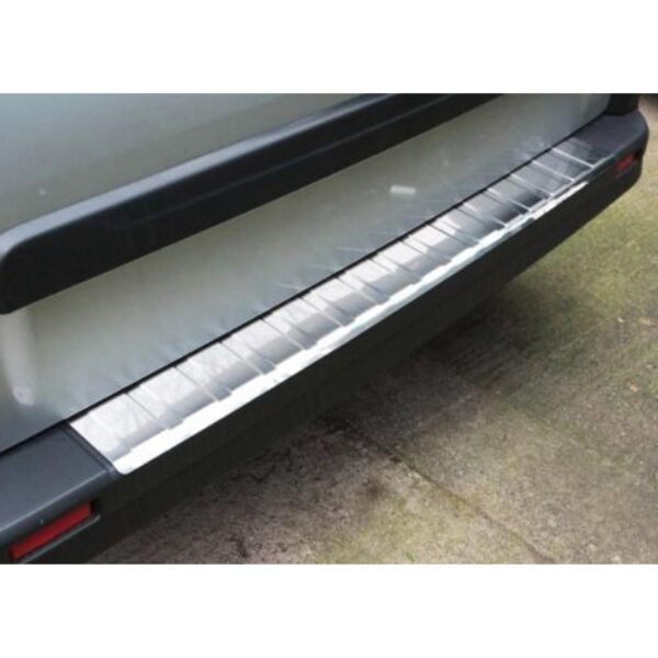 VW CADDY 2015 ON - STAINLESS STEEL REAR BUMPER COVER