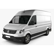 Volkswagen Crafter Accessories (2017 ON)
