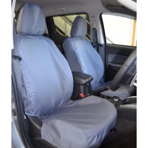 FIAT FULLBACK SEAT COVERS GREY