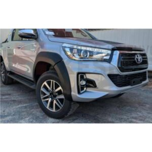 TOYOTA HILUX WHEEL ARCHES