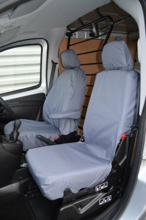 Citroen Nemo Driver and Passenger Seat Covers