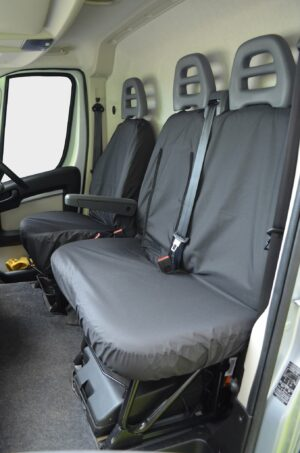 Fiat Ducato front seat covers