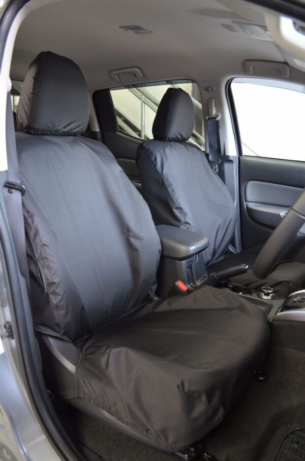 Fiat Fullback Front Seat Covers