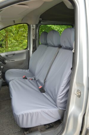 Fiat Scudo Front Seats Grey