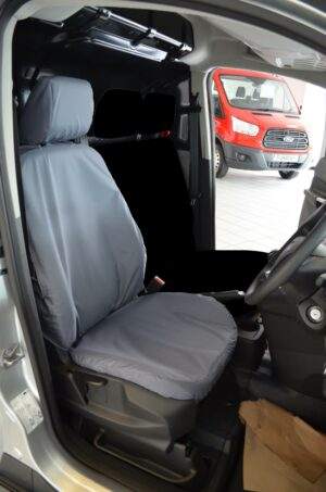 Ford Connect Driver Seat Cover Grey