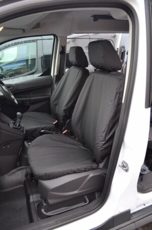 Ford Connect Seat Covers Black