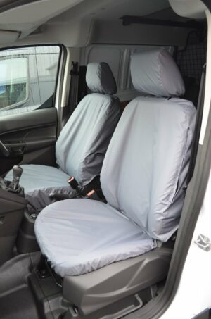 Ford-Connect -Van-Seat-Covers-Grey