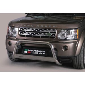 LAND ROVER DISCOVERY 4 MISUTONIDA FRONT A-BAR – 63MM