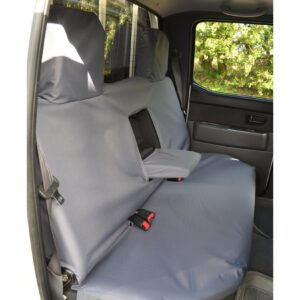 FORD RANGER REAR SEAT COVERS GREY