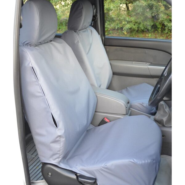 FORD RANGER SEAT COVERS GREY