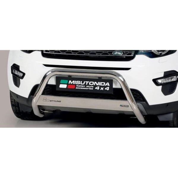 DISCOVERY SPORT FRONT A-BAR STAINLESS