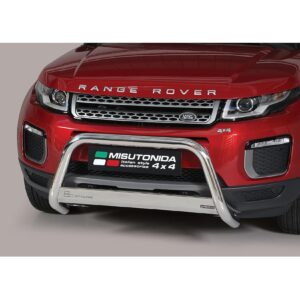 RANGE ROVER EVOQUE FRONT A-BAR STAINLESS 63MM 1