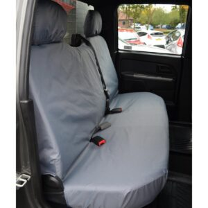 GREAT WALL STEED REAR SEAT COVERS - GREY