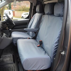TOYOTA PROACE 2016 ON FRONT SEATS GREY