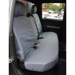 ISUZU D-MAX REAR SEAT COVERS