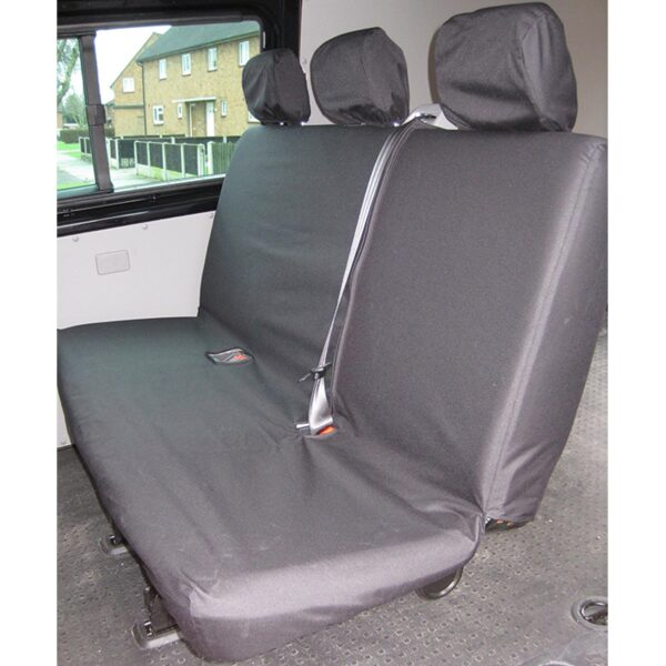 VW TRANSPORTER REAR BENCH SEAT COVERS 2