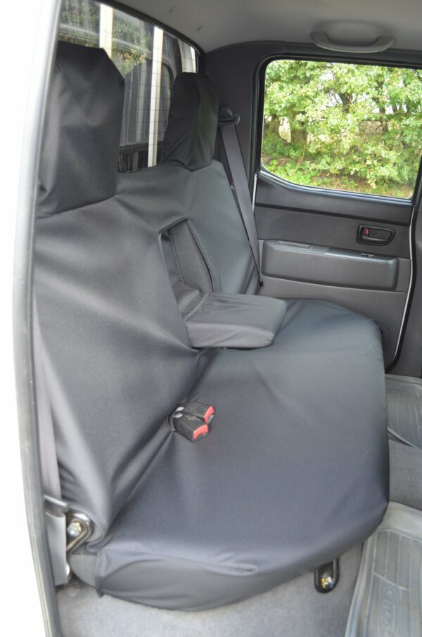 Ford Ranger 2006-2012 Rear Seat Covers
