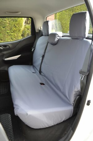 MERCEDES X-CLASS DOUBLE CAB REAR SEAT COVERS