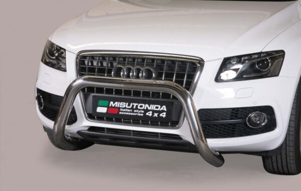 Audi Q5 Front A Bar - Stainless Steel