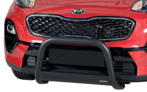 Kia Sportage 2016-2017 Front A Bar - Black