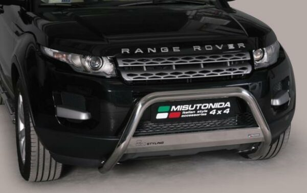 Range Rover Evoque Front A Bar - Stainless
