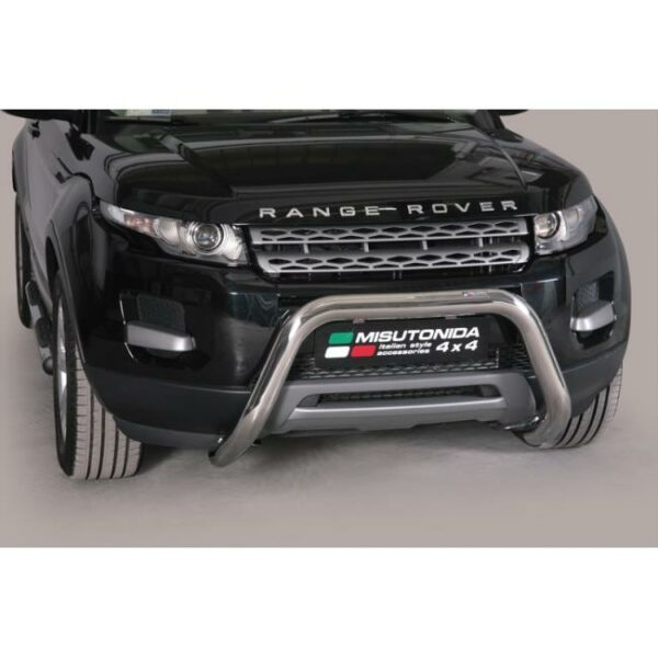 Range Rover Evoque - Front A Bar -Stainless
