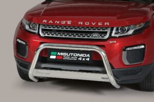 RANGE ROVER EVOQUE 2016 ON FRONT A BAR - STAINLESS