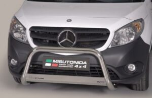 MERCEDES CITAN A-BAR - STAINLESS