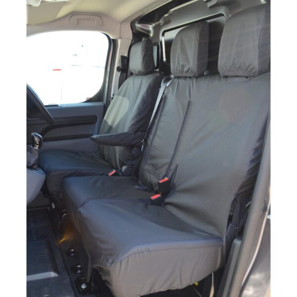 PROACE - EXPERT - DISPATCH 2016 ON SEAT COVERS