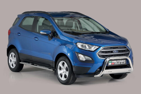 Ford Ecosport 2018 on Front A Bar - Stainless