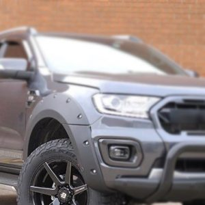 FORD RANGER T6 2019 ON DOUBLE CAB EGR WHEEL ARCH SET – BOLT ON LOOK