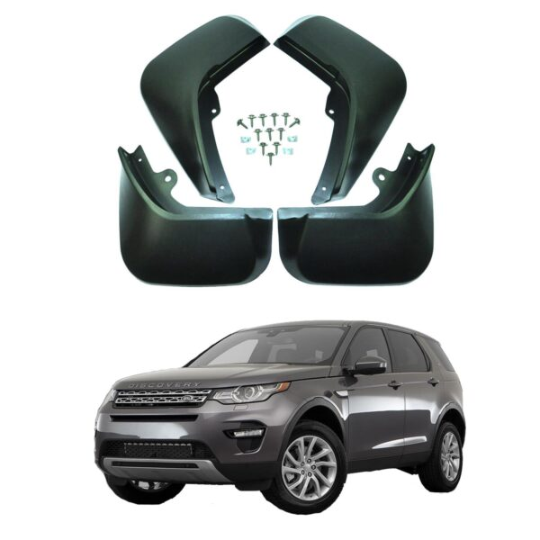 DISCOVERY SPORT 7 SEATER MUD FLAPS