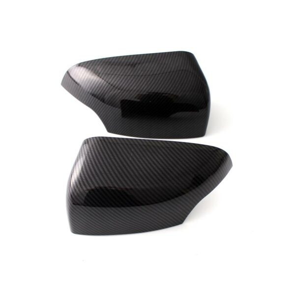 FORD RANGER T6 2016 - 2018 SIDE WING MIRROR COVER - CARBON FIBRE - 2 PCS