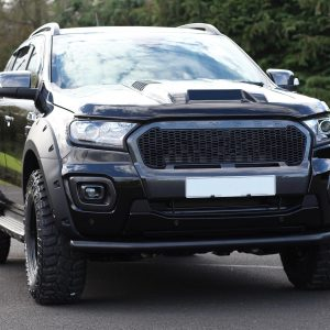 FORD RANGER T6 2019 ON – REPLACEMENT FRONT GRILL – WHITE