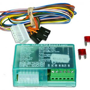 TOWBAR 7 WAY TOWING ELECTRIC BYPASS RELAY WIRING KIT – UNIVERSAL