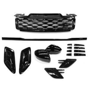 Range Rover Sport Trim Kit 2 - Black Gloss