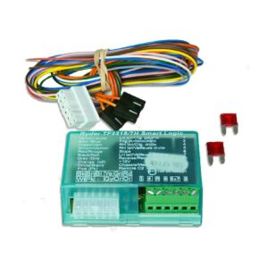 towbar 7 way bypass relay wiring kit