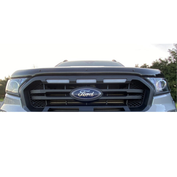ford ranger replacement grille - not wildtrak - black