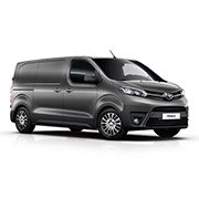Toyota Proace Accessories (2019 on)