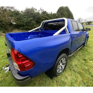 TOYOTA HILUX STX ROLL BAR - STAINLESS