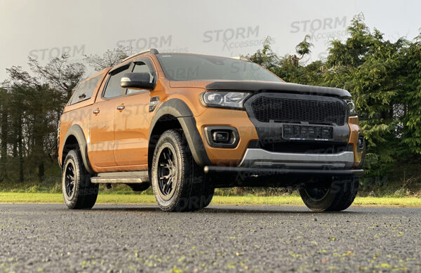FORD RANGER T6 2019 ON DOUBLE CAB EGR WHEEL ARCH SET - FF212070