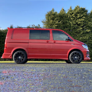 VW Transporter T6 - ABT body kit