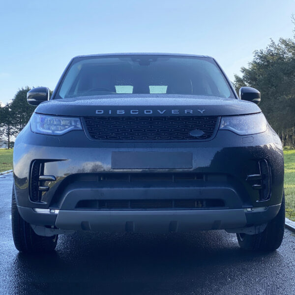 Discovery - 5 -Front Grille - dynamic