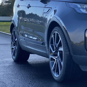 Land Rover Discvoery 5 - Door Trims - Side - Gloss Black