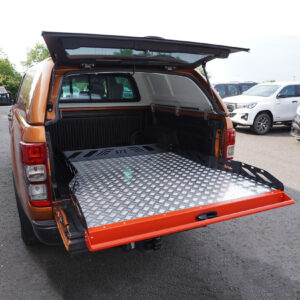 Universal Pickup Sliding Tray