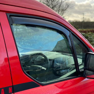 FORD CONNECT WIND DEFLECTORS