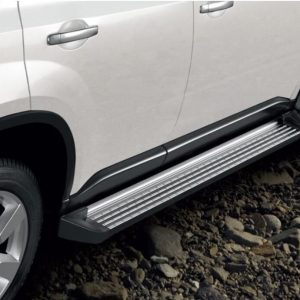 NISSAN NAVARA D40 – DOUBLE CAB 2005 – 2015 – SIDE STEPS – RUNNING BOARDS – OEM QUALITY