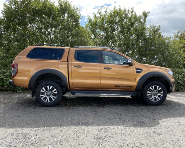 Ford Ranger T6 Hardtop Canopy