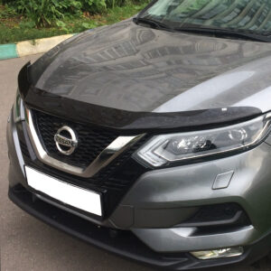 NISSAN QASHQAI MK4 2018 ON EGR BONNET GUARD