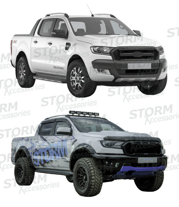 Ford Ranger Full Conversion Body Kit